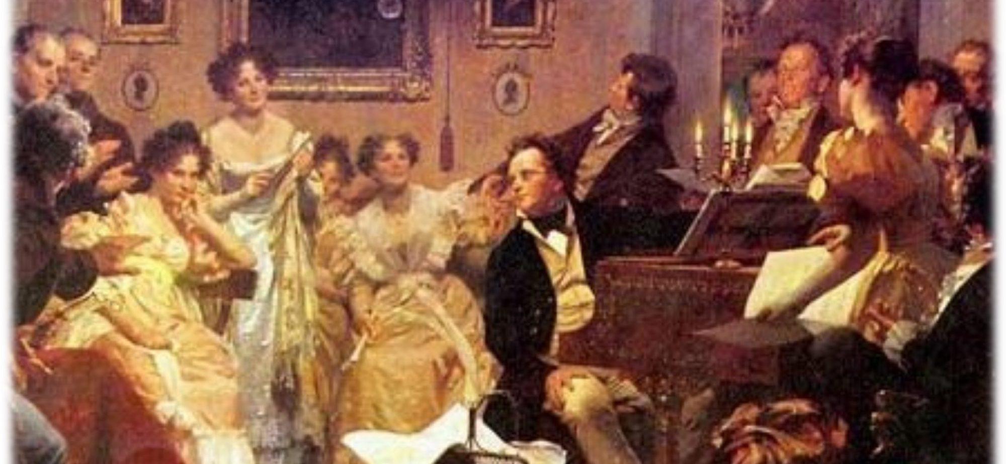 Musica In Salotto.Conferenze Forli Il Salotto Musicale Dell 800 Auser Forli
