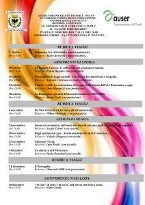 Programma conferenze parte I 2018-19-1