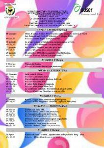 Programma conferenze parte II 2020-1